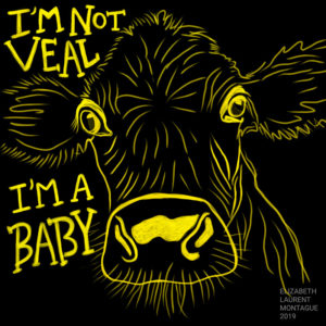 Calf -I'm not veal, I'm a baby!